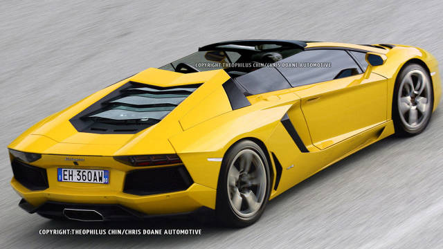 Carbon Fiber Front Bumper Lip Spoiler Case For Lamborghini Aventador Lp700 Lp700-4 Roadster Pirelli 2010-2016 Shrink-Proof Automobiles & Motorcycles Bumpers